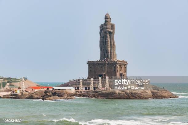 Thiruvalluvar Statue, Kanyakumari, Tamil Nadu