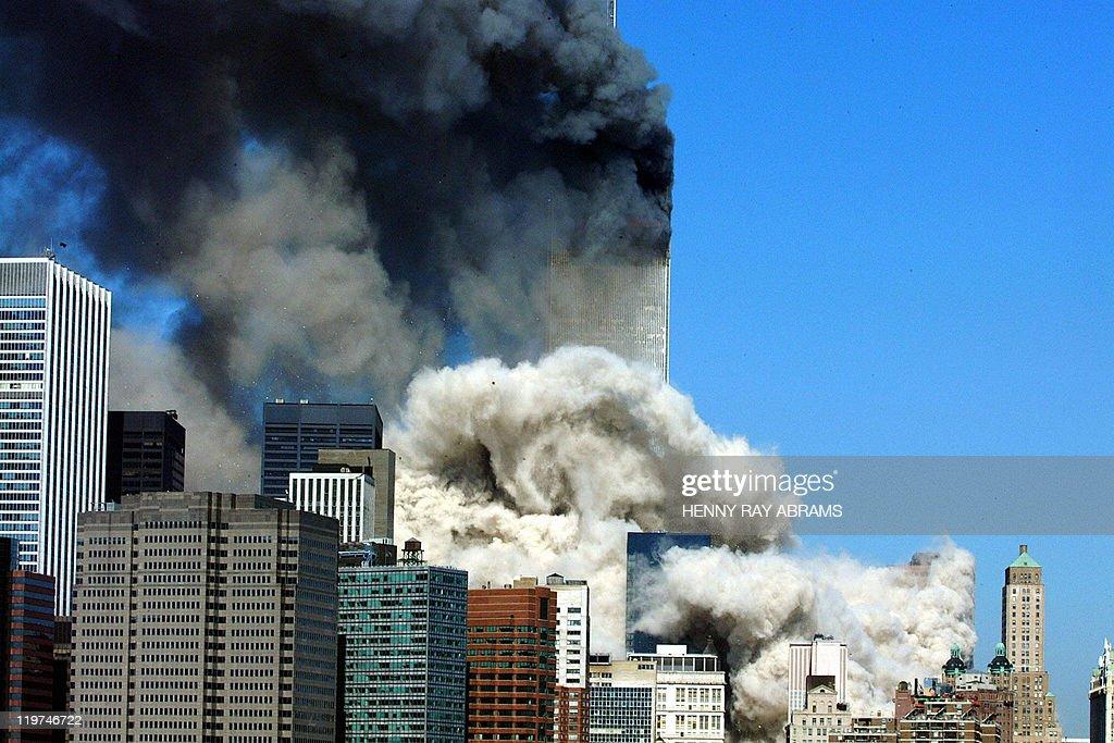 US-ATTACKS-3RD ANNIVERSARY -10-10 (FILES : News Photo