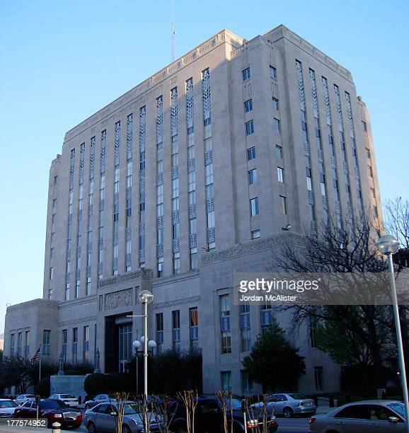 CONTENT] This 1937 courthouse in Oklahoma's capital is considered the crown jewel of the state's Art Deco courthouses It was designed by the firm of...