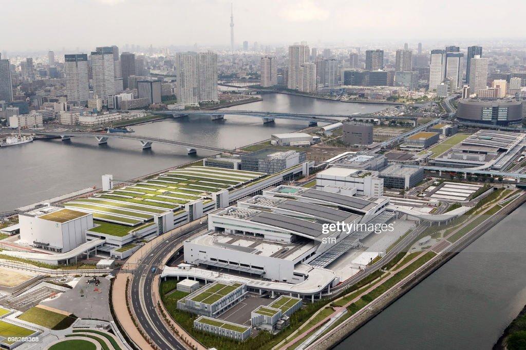 COMBO-JAPAN-FOOD-LIFESTYLE-TSUKIJI : ニュース写真