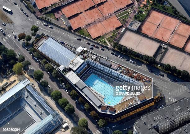 Molitor Schwimmbad Stock Fotos Und Bilder