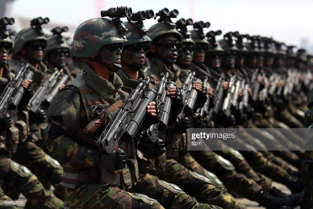 NKOREA-POLITICS : News Photo