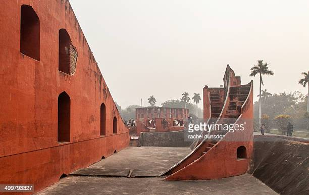 CONTENT] This astronomy the Jantar Mantar in Delhi is a very atmospheric place in the winter smog