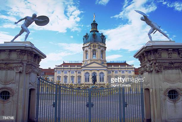 This beautiful baroque castle, 'schloss Charlottenburg'', reflects the former splendor and grandeur of the Hohenzollern family 2000 in Berlin. It was...