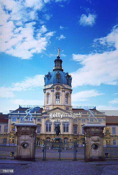 This beautiful baroque castle 'schloss Charlottenburg'' reflects the former splendor and grandeur of the Hohenzollern family 2000 in Berlin It was...