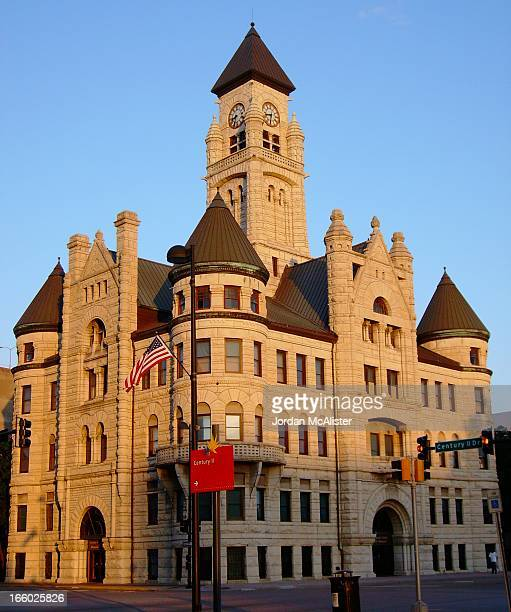 CONTENT] This beautiful Romanesque Revival structure today houses the WichitaSedgwick County History Museum It was built in 1892 with the designs of...