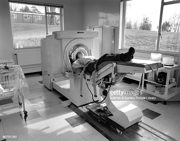 This brain scanner from Atkinson Morley's Hospital in Wimbledon was one of the first ever made, and the experimental model with which the earliest...
