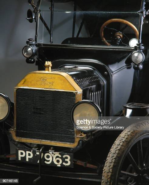 This car with a four seat tourer body was made by the Ford Motor Company in Detroit The Model T was introduced by Henry Ford in 1909 and the...