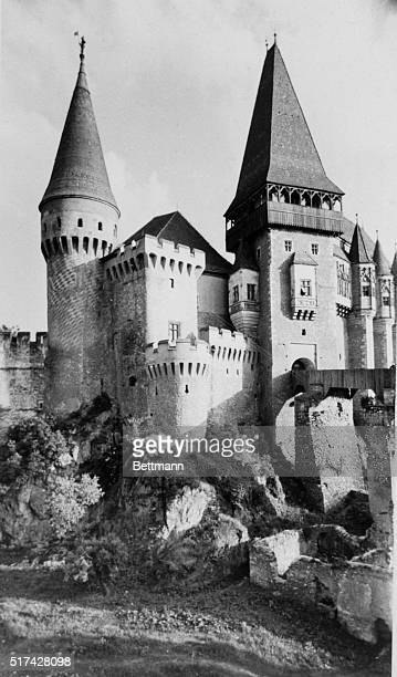 This castle may have been the home of Vlad Dracula the reallife model for the fictional Dracula The 15th century edifice cuts the gray winter sky in...