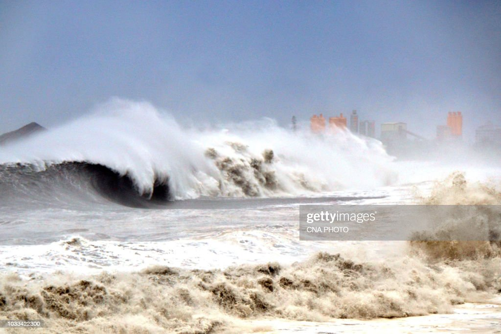Typhoon Mangkhut Causes Catastrophic Destruction