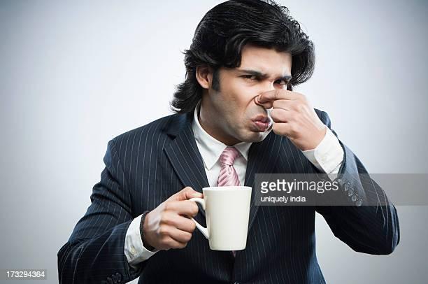 This coffee tastes bad