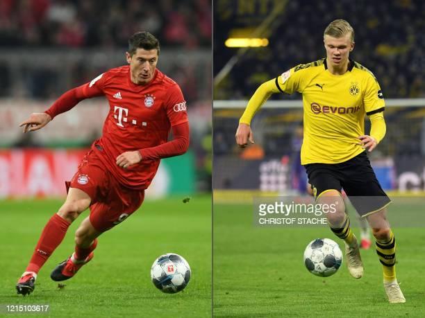 DEU: Borussia Dortmund v FC Bayern Muenchen - Bundesliga