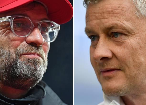 GBR: Liverpool v Manchester United - Premier League