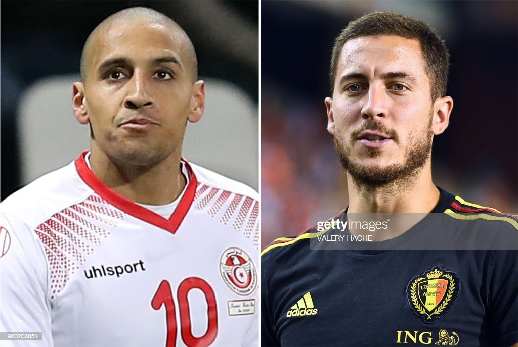 Belgium v Tunisia: Group G - 2018 FIFA World Cup Russia