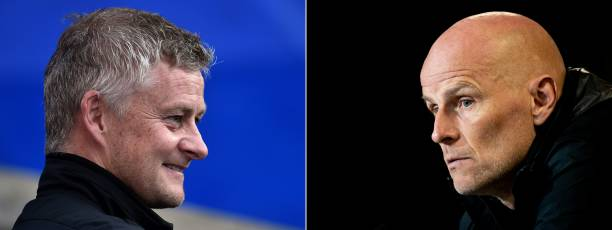 DEU: Manchester United v FC Kobenhavn - UEFA Europa League Quarter Final