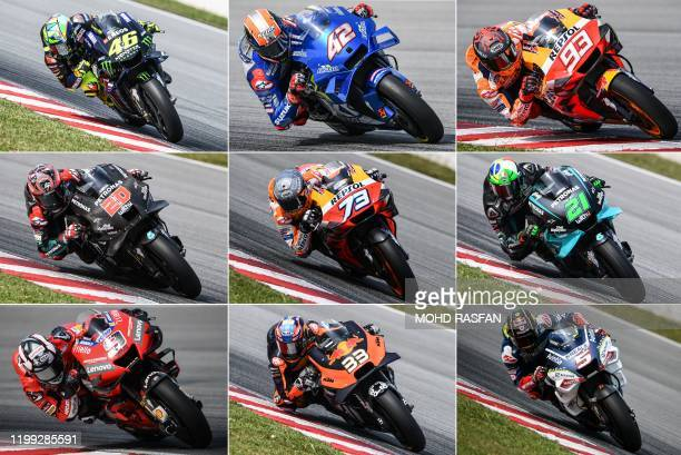 5 550 Team Suzuki Motogp Photos And Premium High Res Pictures Getty Images