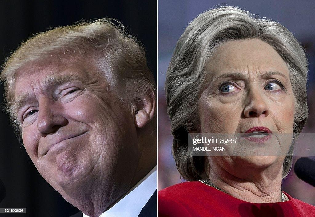 COMBO-US-VOTE-ELECTIONS : Nachrichtenfoto