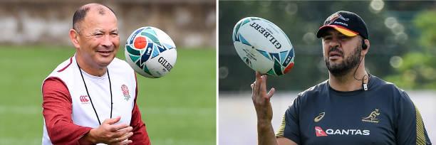 JPN: England v Australia - Rugby World Cup 2019: Quarter Final