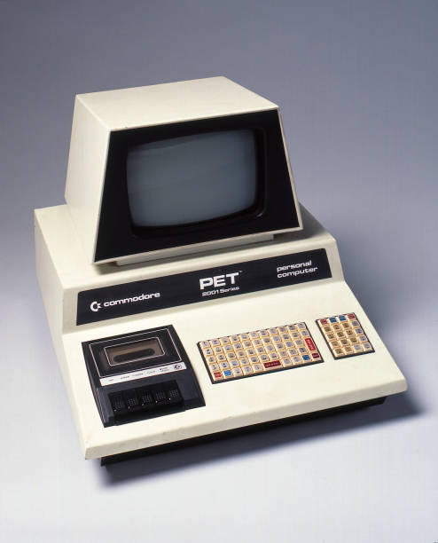 Commodore Pet personal computer, c 1980. Pictures   Getty Images