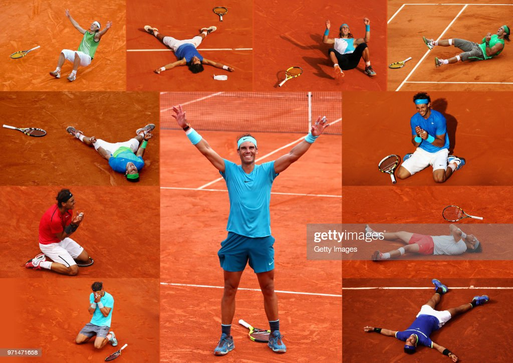 Rafael Nadal - King Of Clay : Photo d'actualité