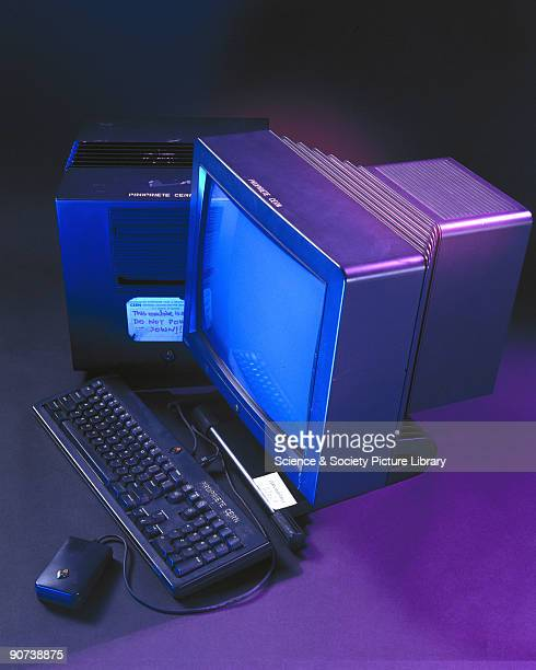 This computer was used at CERN by British scientist Tim BernersLee to devise the World Wide Web in the late 1980s and early 1990s In 1980 BernersLee...