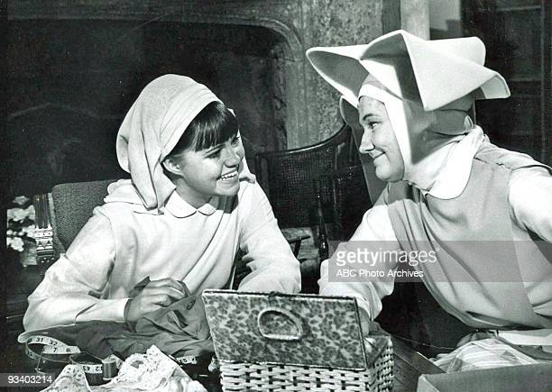 NUN This Convent is Condemned Season Two 10/24/68 A long shot bet paid off for Sister Jacqueline and the convent Sally Field also starred