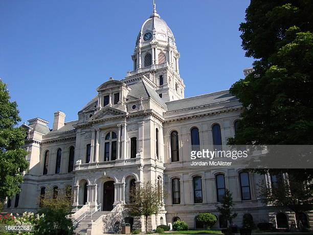 This courthouse is the cream of the crop, the best of the best in a state that has some of the best courthouses. It was masterfully designed by the...