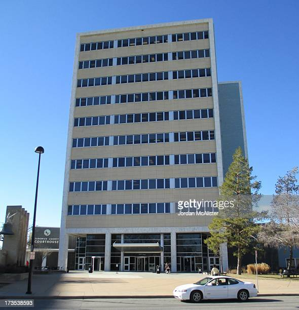 CONTENT] This courthouse was erected in 195759 and replaced the old 1888 Victorian courthouse across the street