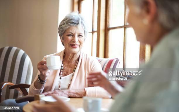 Diese Tasse Tee geht gut mit Ihrem Unternehmen