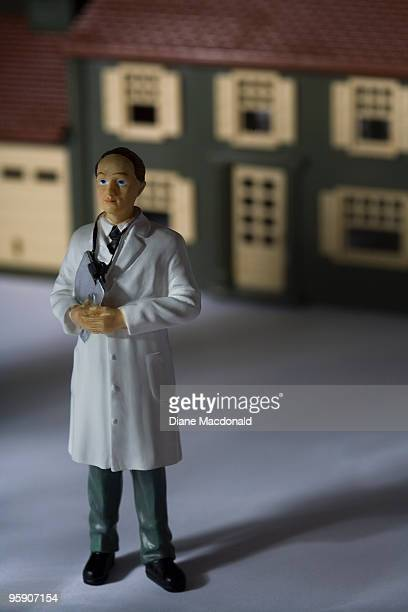 This doctor makes house calls