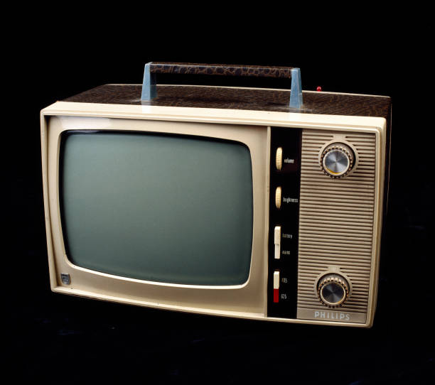 60 s portable tv 3d model  |1960s Portable Televisions