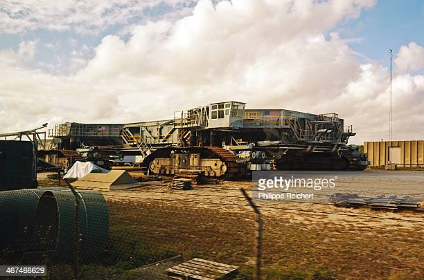 CONTENT] This enormous vehicule was imagined by Nasa engineers to carry rockets like Saturne V to their launch pad in Cape Canaveral Not sure if it...