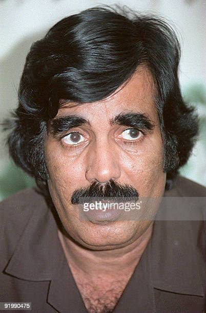 This file picture dated February 1986 shows southern Yemeni leader Ali Salem alBidh who leads the Yemeni Socialist Party Former vice president Ali...