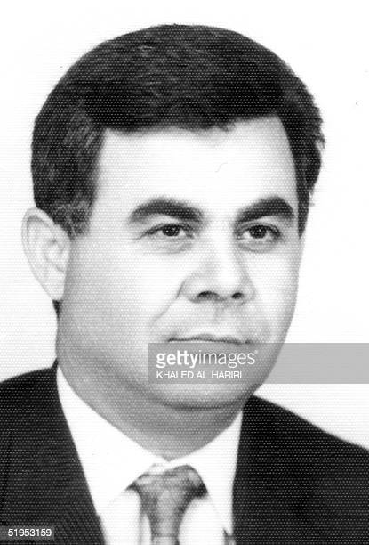 This file picture taken in 1991 shows Mohammed Mustafa Mero currently governor of the second city of Aleppo province in Syria Syrian president Hafez...