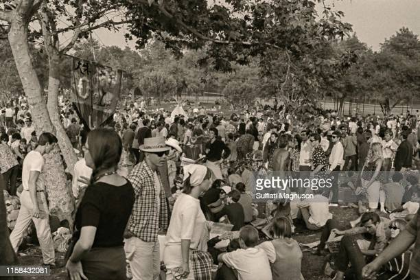This first Love-In for L.A. Held in Griffith Park's Elysian Field on Easter Sunday, 1967 was an opportunity for everyone who was experiencing the...