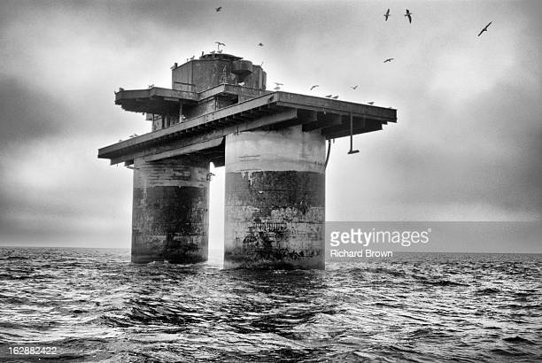 This fort is way out in the estuary and is barely visible on a good day from Whitstable. This is a Maunsell Sea Fort designed By Guy Maunsell to...