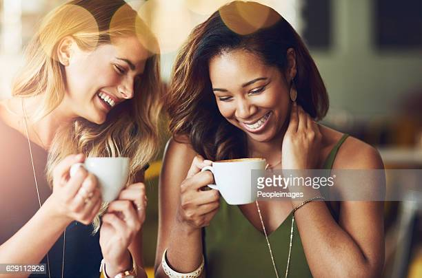 This friendship runs on coffee, love and laughter