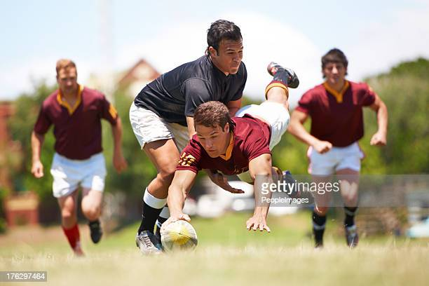 this game is not for the faint hearted - rugby stock pictures, royalty-free photos & images