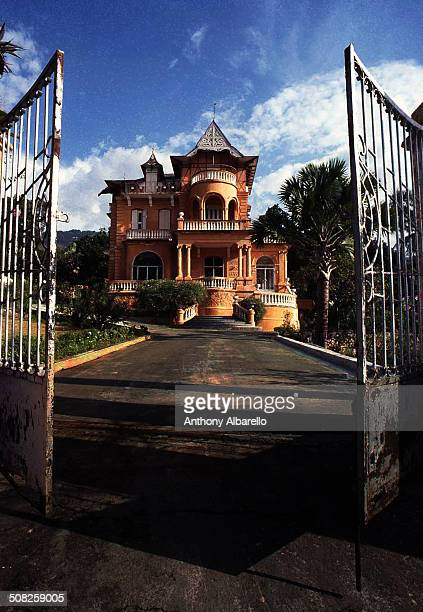 CONTENT] This Haitian Victorian built in the 1800's was influenced by this fact Catholic clergy blended French and Southern United States Victorian...
