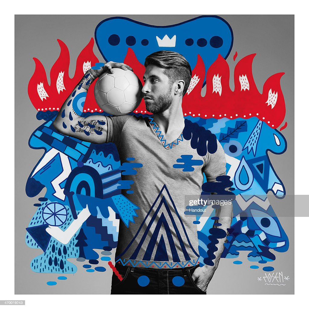 PepsiMax 'The Art of Football' Collection