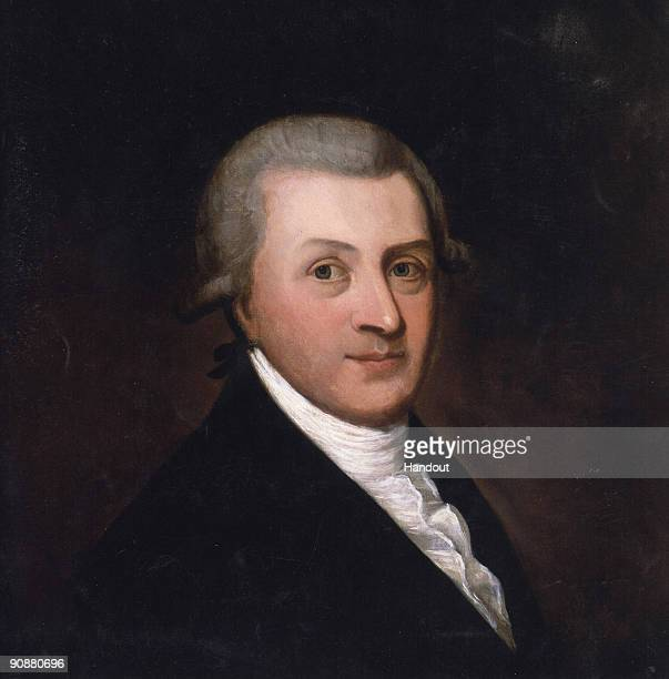 This handout image supplied by Guinness shows a portrait of Arthur Guinness , Irish brewer and the founder of the Guinness brewery.