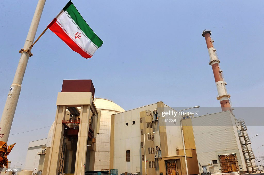 Iran Begins To Fuel The Country's First Nuclear Power Station : News Photo