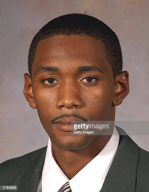 This handout photo is a portrait of Baylor University basketball player Carlton Dotson during the 20022003 season Carlton Dotson has been arrested...