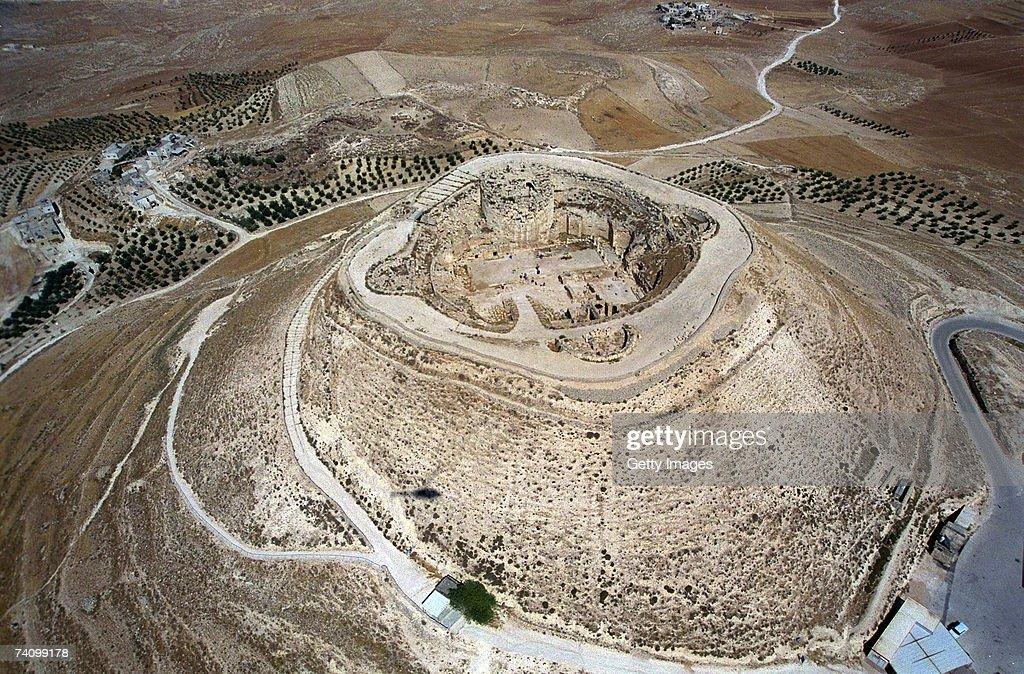 Israeli Archaeologists Uncover Tomb Of Herod : News Photo