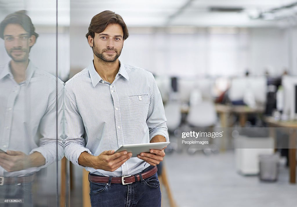 This helps me keep track of everything : Stock Photo