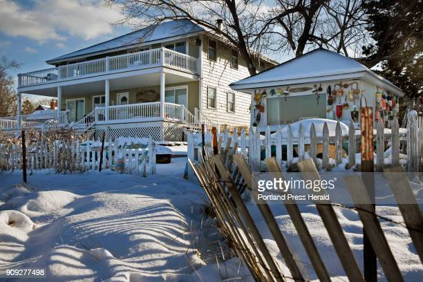 This home at 6 Willard Street on the edge of Simonton Cove is one of a growing number of controversial shortterm rental properties in South Portland...