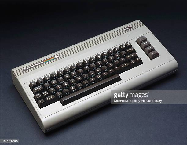 This home computer made by Commodore Business Machines Ltd was very popular during the 1980s Primarily built as a machine for playing computer games...
