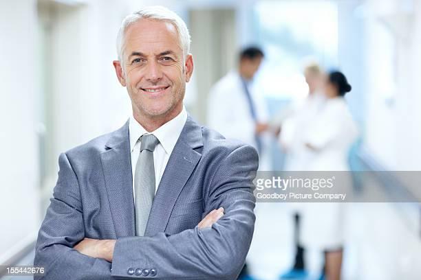 Das Krankenhaus von Experten