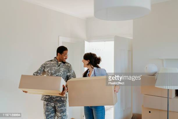 this house is everything we hoped it would be - military stock pictures, royalty-free photos & images