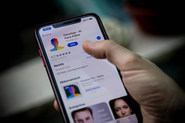 ITA: 'FaceApp' Raises Security Concerns